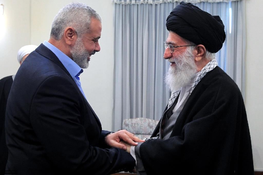 Beleaguered Hamas struggles to mend damaged Iran ties