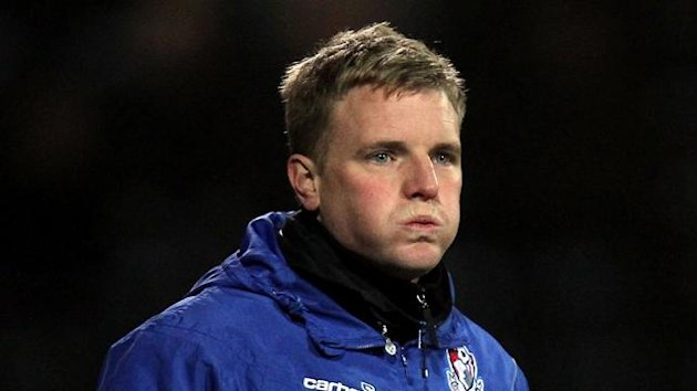 Eddie Howe Bournemouth manager