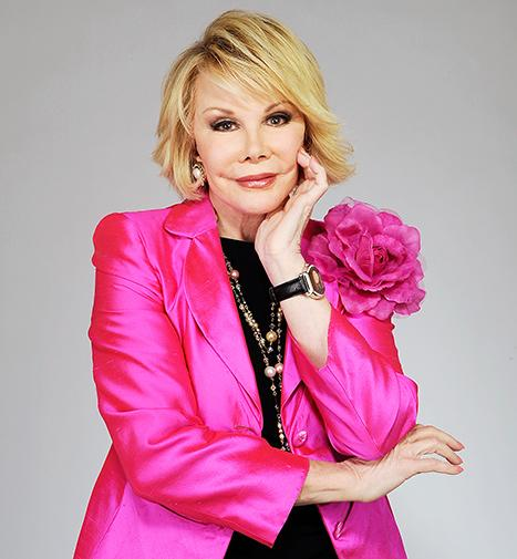 Joan Rivers Honored in Fashion Police Special on Eve of the Anniversary of Her Death: Watch
