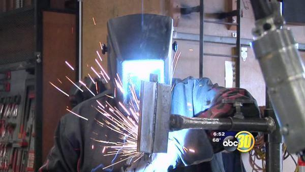Valley Works: Manufacturing Jobs