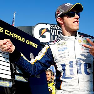 Chase Top 10: Keselowski comes up big