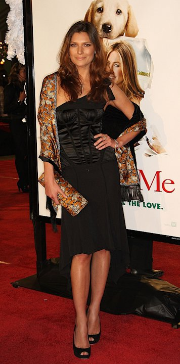 Marley and Me Premiere 2008 Julia Kurbatova