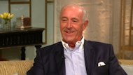Len Goodman visits Access Hollywood Live on May 16, 2012 -- Access Hollywood