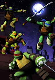 Teenage Mutant Ninja Turtles  | Photo Credits: Nickelodeon