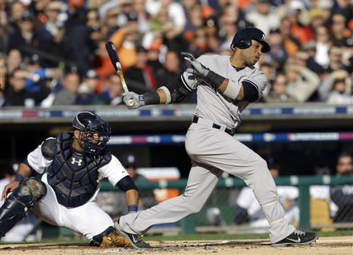 Tigers rout Yankees 8-1 for 4-game ALCS sweep