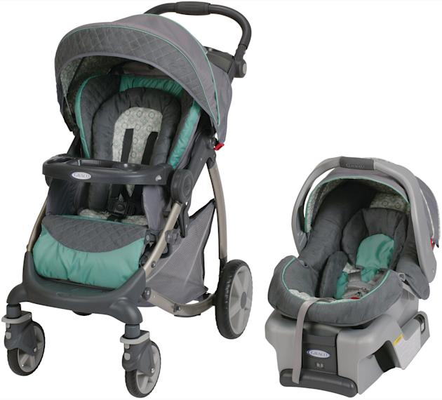 Graco Stylus LX Travel System