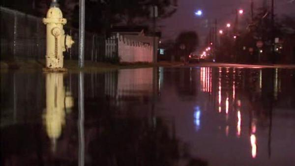 Nor'easter brings flooding fears to NJ