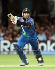Yuvraj Singh has been named in India's ICC World Twenty20 squad