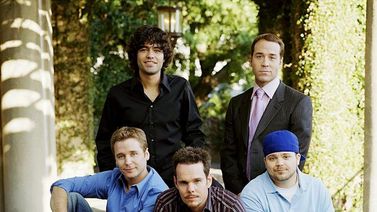 2007 Emmy Awards:  Entourage nominated for Best Comedy