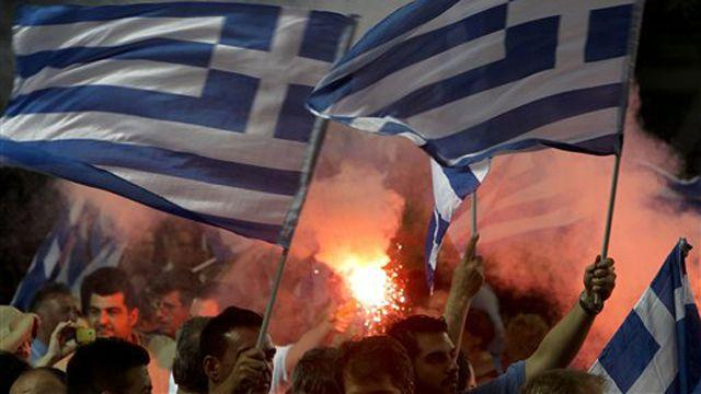 Conservative New Democracy Party wins Greek elections