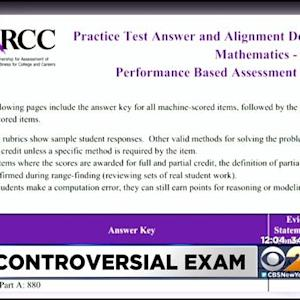 PARCC Tests Begin Across New Jersey