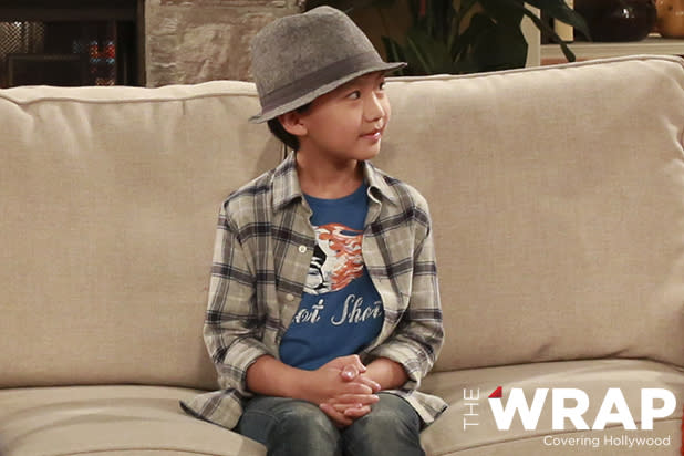 'Fresh Off the Boat' Star Ian Chen to Visit 'Dr. Ken' (Exclusive Photo)