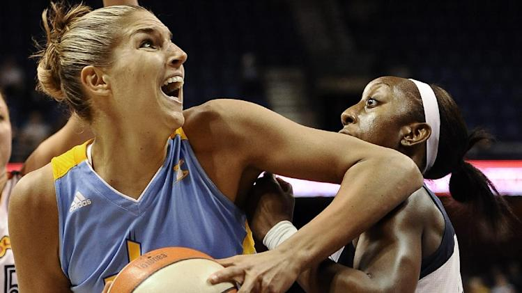 Sky's Delle Donne named WNBA's Rookie of Year
