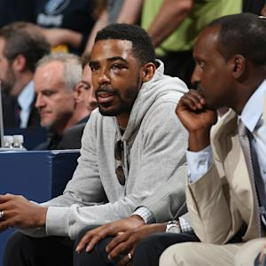 Can Grizzlies contend with Warriors without Mike Conley?