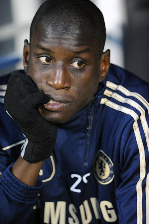 Soccer - Demba Ba File Photo