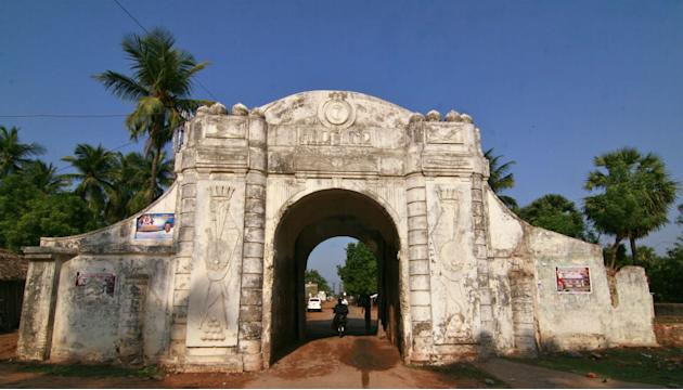 Tranquebar - Gates of history