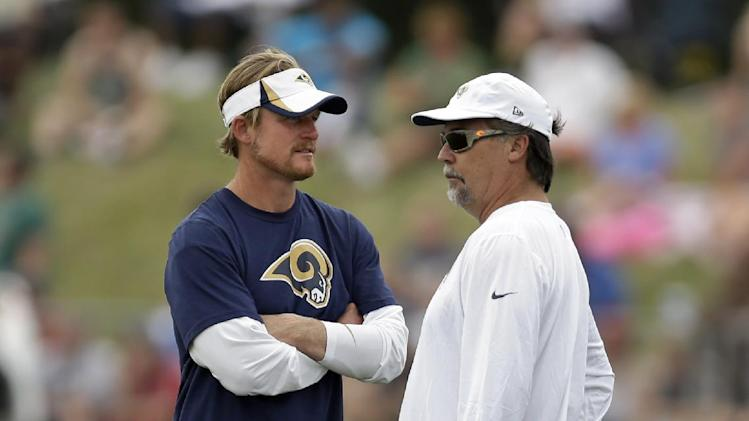 Pass defenders learn on job with Rams