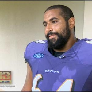 Ravens' John Urschel NFL Pro By Day, Math Wiz By Night