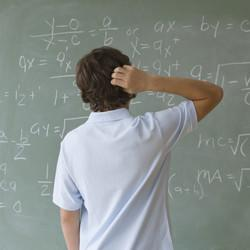 My Son Doesn't 'Get' Math