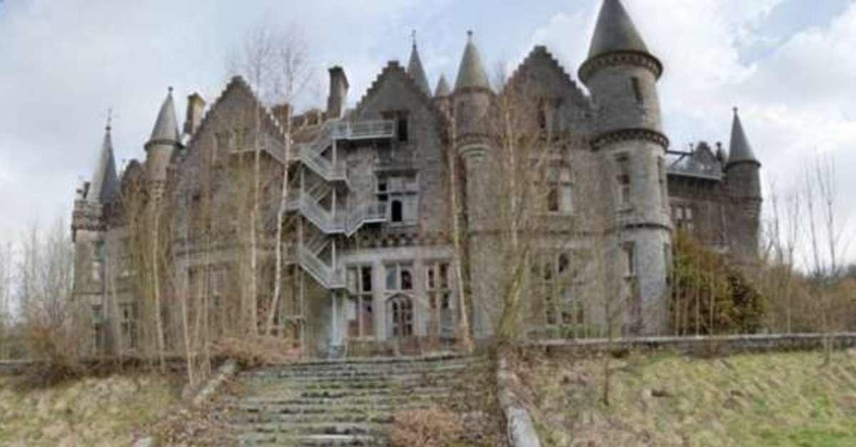 14 Abandoned Places That Will Make Your Skin Crawl