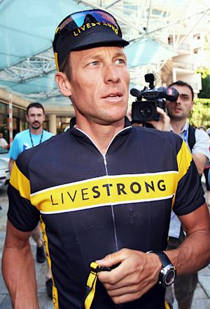 Lance Armstrong Announces First Race Since Doping Confession