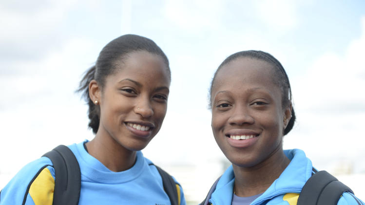 Olympics: Track and Field-Bahamas Training
