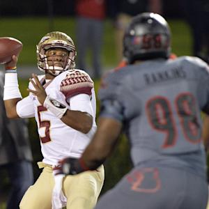 Best of FSU's Jameis Winston vs Louisville | Winston Watch