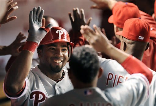 Phillies beat Cubs 9-2 for 4th straight win