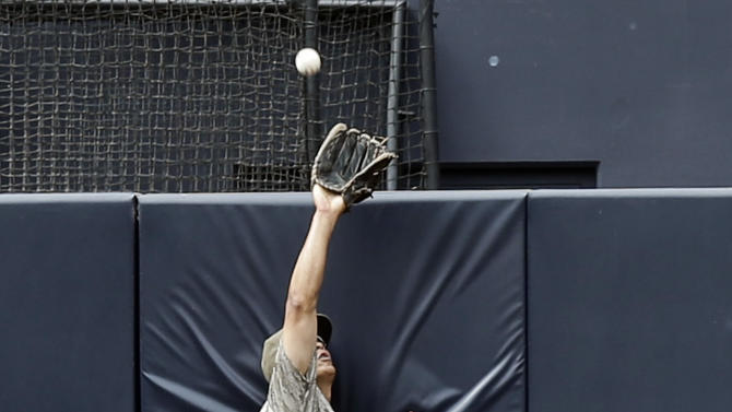 Will Venable homers in 9th, Padres beat Mets 4-3