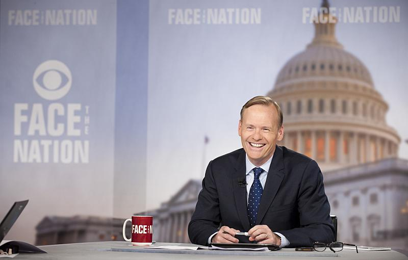 'Face the Nation's' John Dickerson Talks New Hampshire Vote, Trump & GOP's 4-Way Fight for No. 2