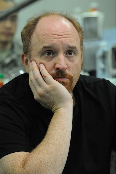 "Lead Actor in a Comedy Series: Louis C.K., ""Louie"""