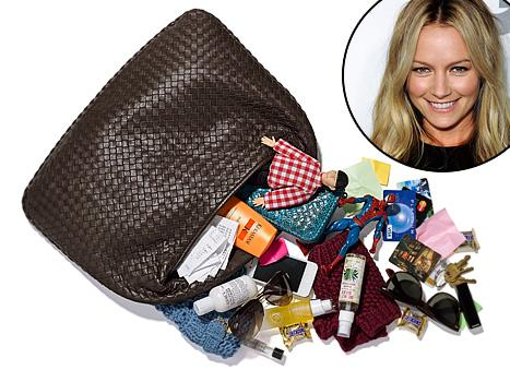 Actress Becki Newton: What's in My Bag?