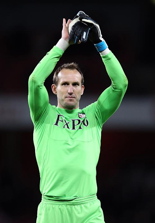 Soccer - Mark Schwarzer File Photo