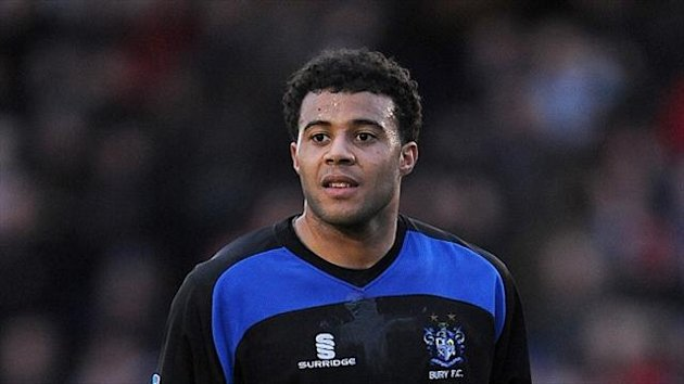 Tom Soares spent time with Bury last season on non-contract terms