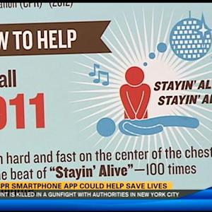 New CPR app could help save lives