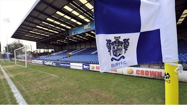 Football - Bury nearing investment