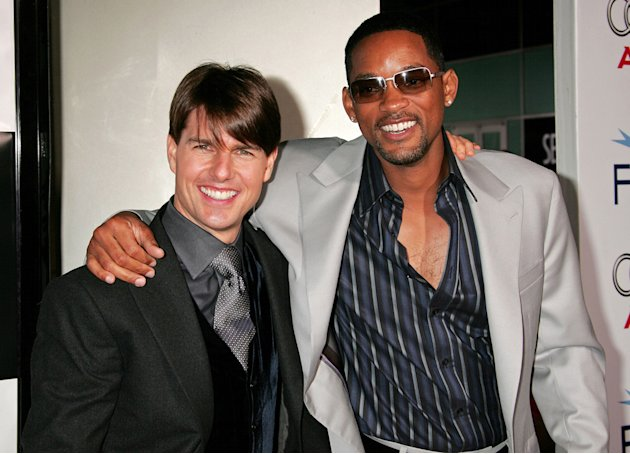 Tom Cruise Will Smith 2007