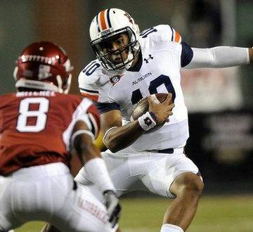 Frazier looks to make a big jump at Auburn