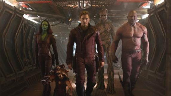 'Guardians of the Galaxy' -- Marvel