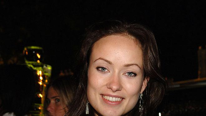 Olivia Wilde at Roberto Cavalli's Vodka Los Angeles Release Party.