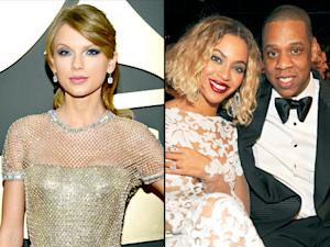 "Taylor Swift Thought She Won Album of the Year Grammy, Beyonce and Jay Z Open Show With ""Drunk in Love:"" Top 5 Stories"