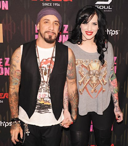 Backstreet Boys&#39; A.J. McLean, Wife Expecting a Baby!