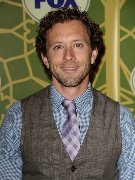 T.J. Thyne (&quot;Bones&quot;) attends the 2012 Fox Winter TCA All-Star Party at Castle Green on January 8, 2012 in Pasadena, California. 
