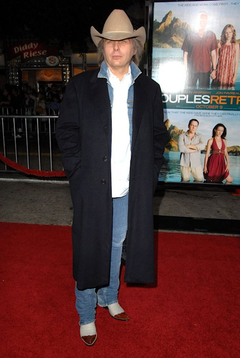 Couples Retreat LA Premiere 2009 Dwight Yoakam