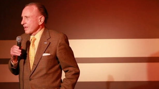 Watch: Arlen Specter's Stand-Up Comedy Routine Isn't Bad