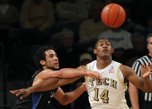 Georgia Tech tops Presbyterian 52-38