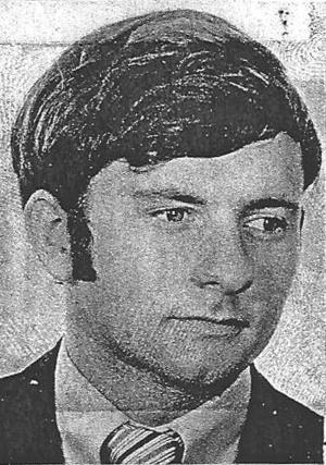 "This 1977 license picture provided by the Oklahoma Board of Dentistry shows Dr. Scott Harrington. Health officials urged thousands of patients of Harrington, an oral surgeon, to undergo hepatitis and HIV testing, saying unsanitary conditions behind his office's spiffy facade posed a threat to his clients and made him a ""menace to the public health."" (AP Photo/Oklahoma Board of Dentistry)"
