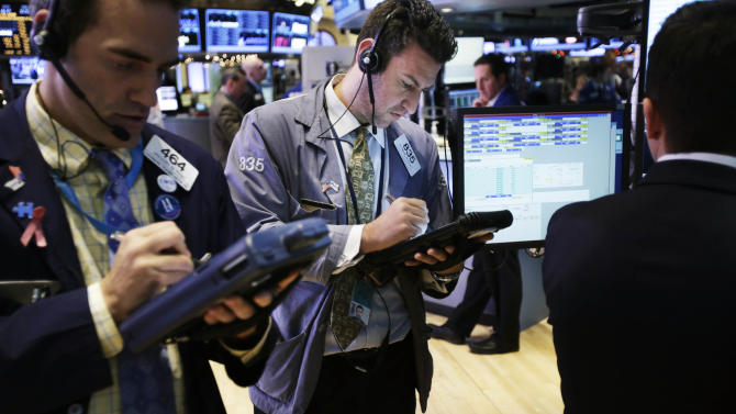 Stocks tumble as 'fiscal cliff' deadline nears
