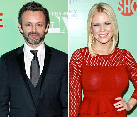 Michael Sheen Dating Carrie Keagan After Rachel McAdams Split