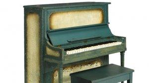 'Casablanca' Piano Sells for Less Than Expected